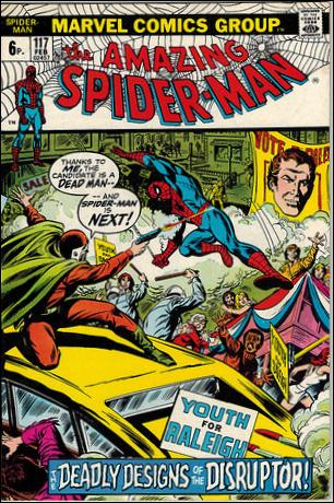 Amazing Spider-Man (1963) 117-B by Marvel