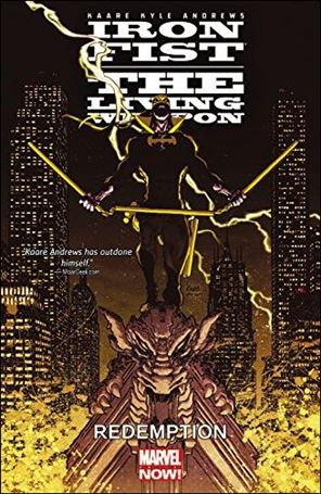 Iron Fist: The Living Weapon 2-A