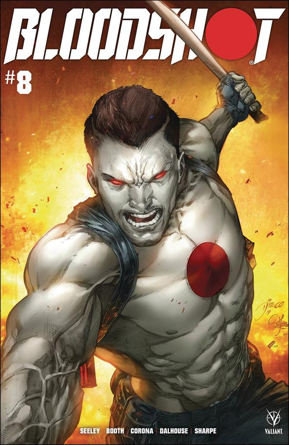 Bloodshot (2019) 8-B by Valiant Entertainment