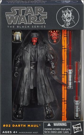 Star Wars: The Black Series (Series 1) Darth Maul by Hasbro