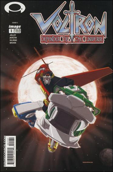 Voltron: Defender of the Universe (2003) 1-C by Image