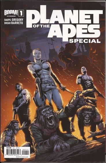 Planet of the Apes: Special 1-A by Boom! Studios