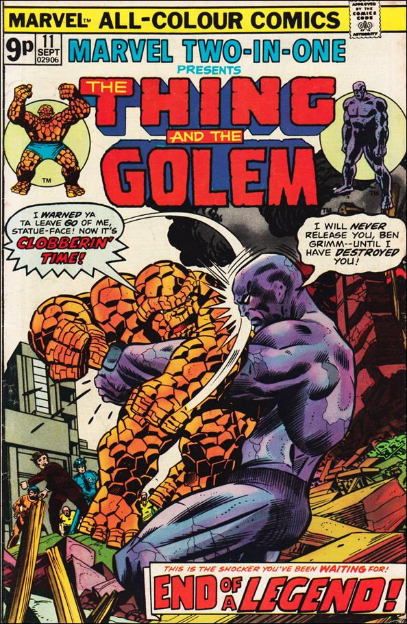 Marvel Two-In-One (1974) 11-B by Marvel