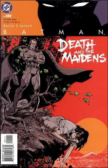 Batman: Death and the Maidens 1-A by DC