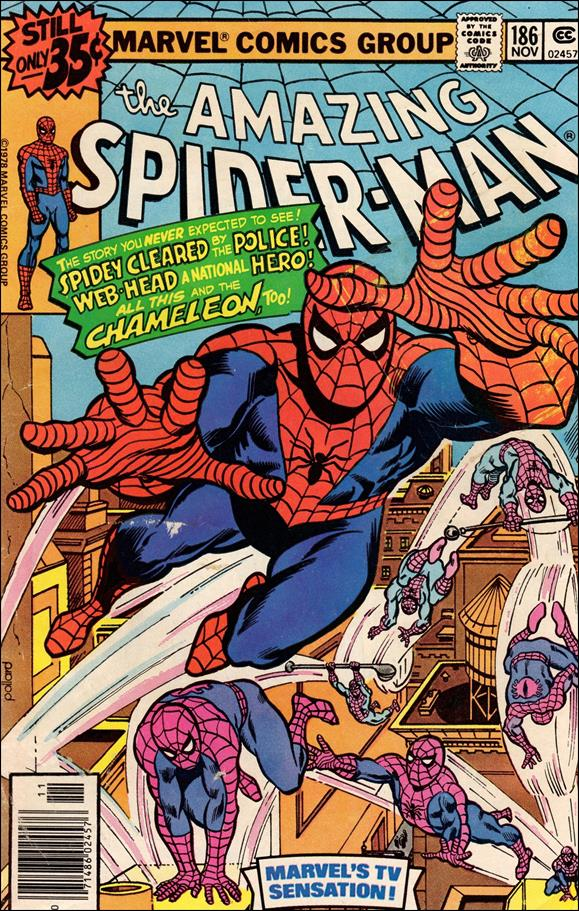 Amazing Spider-Man (1963) 186-A by Marvel