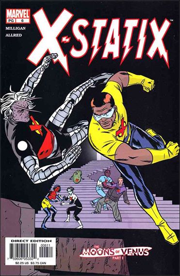 X-Statix 6-A by Marvel