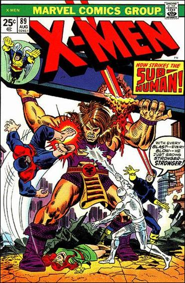 X-Men (1963) 89-A by Marvel