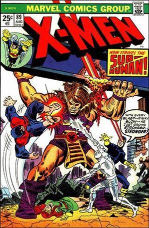 X-Men (1963) 89-A
