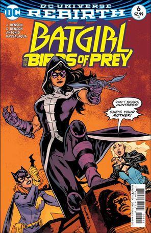 Batgirl & The Birds of Prey 6-A