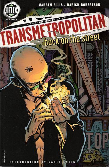 Transmetropolitan (1998) 1-A by Vertigo