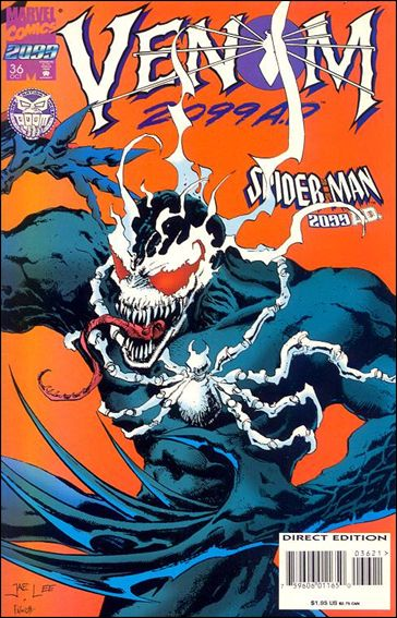 Spider-Man 2099 (1992) 36-B by Marvel