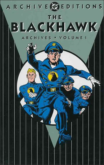 Blackhawk Archives 1-A by DC