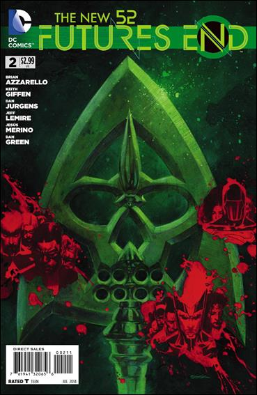New 52: Futures End  2-A by DC