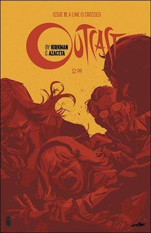 Outcast by Kirkman & Azaceta 11-A