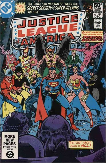 Justice League of America (1960) 197-A by DC