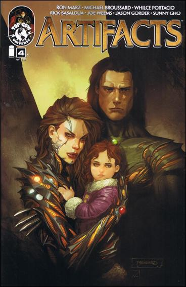 Artifacts (2010) 4-A by Top Cow