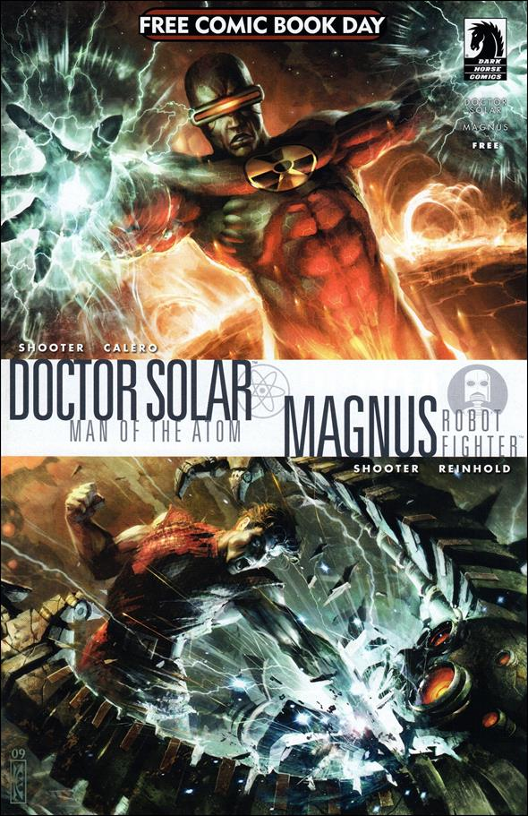 Free Comic Book Day: Doctor Solar, Man of the Atom / Magnus, Robot Fighter nn-A by Dark Horse