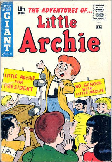 Little Archie 16-A by Archie