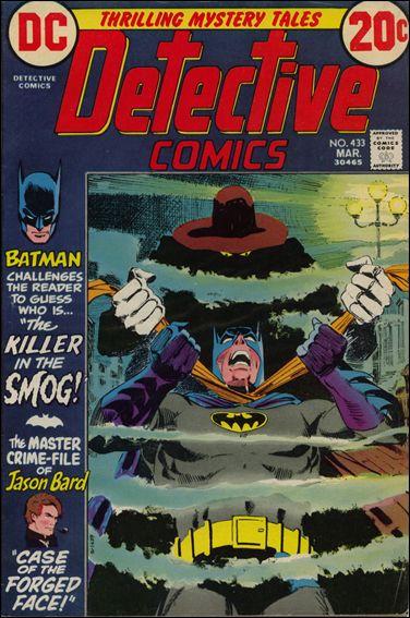 Detective Comics (1937) 433-A by DC
