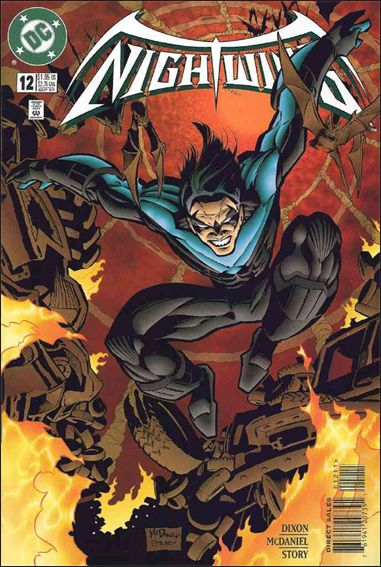 Nightwing (1996) 12-A by DC