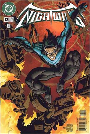 Nightwing (1996) 12-A