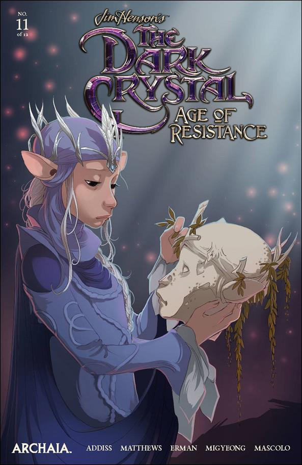 Jim Henson's The Dark Crystal: Age of Resistance 11-A by Archaia