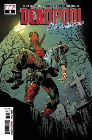 Deadpool: Assassin 5-A