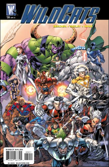 Wildcats (2008) 20-A by WildStorm