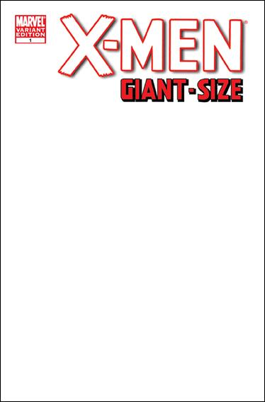 X-Men Giant-Size 1-D by Marvel
