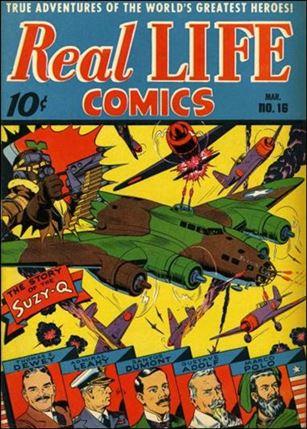 Real Life Comics 16-A