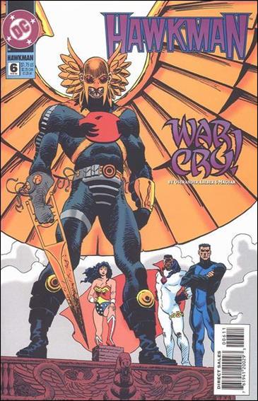 Hawkman (1993) 6-A by DC