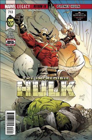 Incredible Hulk (1968) 713-A