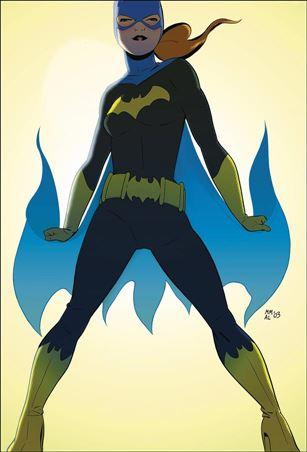 Batgirl: A Celebration of 50 Years nn-A