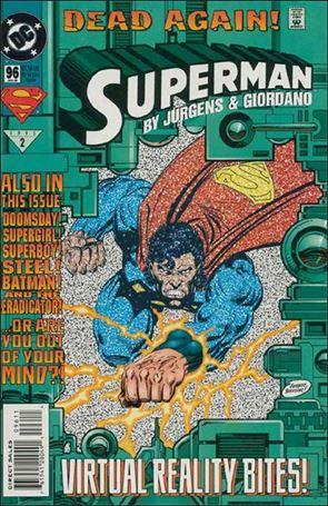 Superman (1987) 96-A