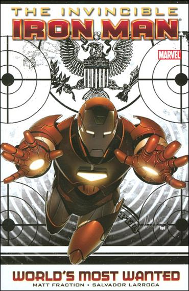 Invincible Iron Man 2-A by Marvel