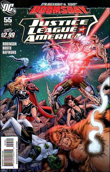 Justice League of America (2006) 55-B by DC