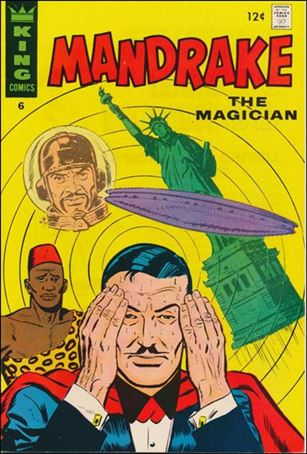 Mandrake the Magician (1966) 6-A