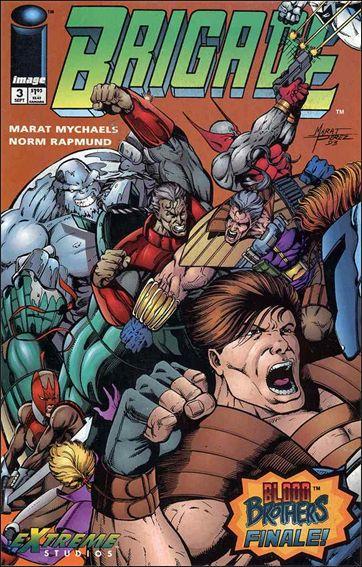 Brigade (1993) 3-A by Image
