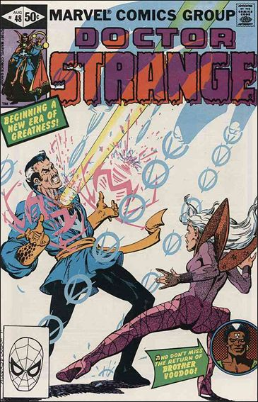 Doctor Strange (1974) 48-A by Marvel