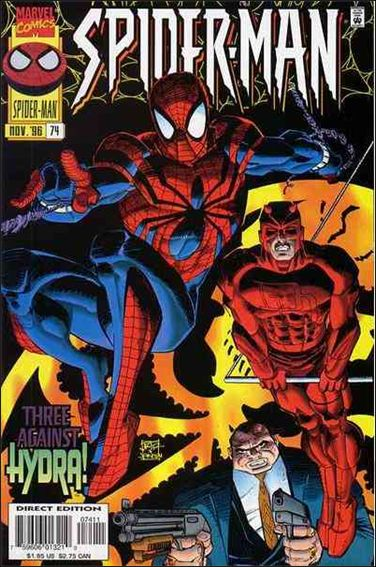 Spider-Man (1990) 74-A by Marvel
