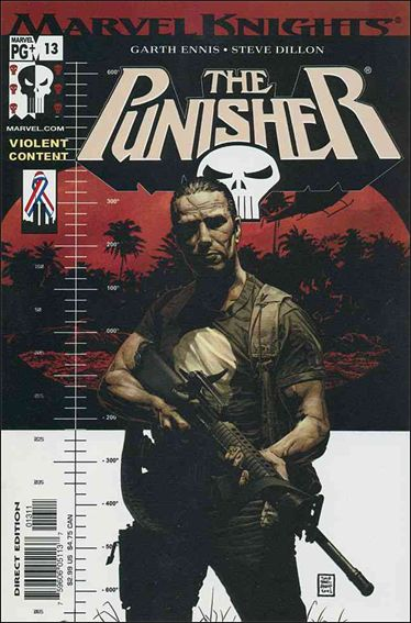 Punisher (2001) 13-A by Marvel