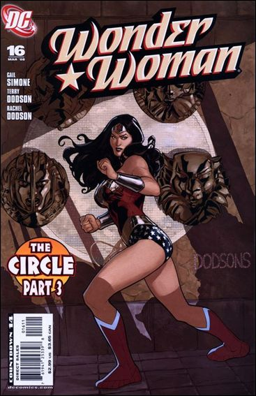 Wonder Woman (2006) 16-A by DC