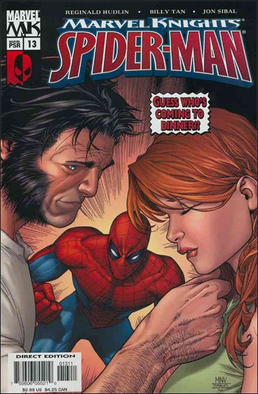 Marvel Knights Spider-Man (2004)  13-A by Marvel