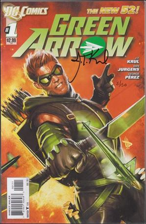 Green Arrow (2011) 1-C