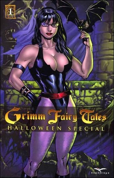 Grimm Fairy Tales: Halloween Special 1-A by Zenescope Entertainment