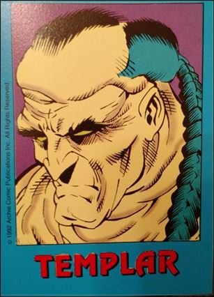 Impact Comics (Promo) nn5-A