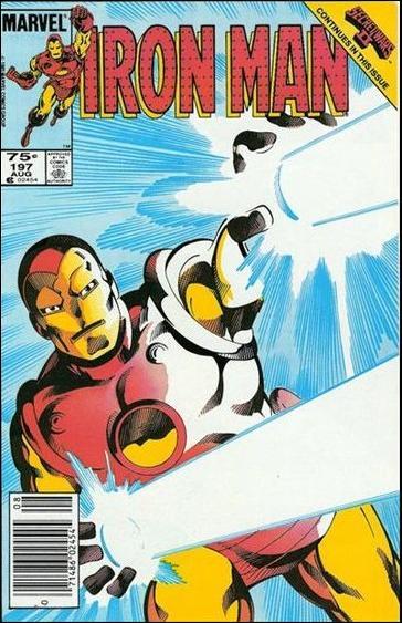 Iron Man (1968) 197-B by Marvel