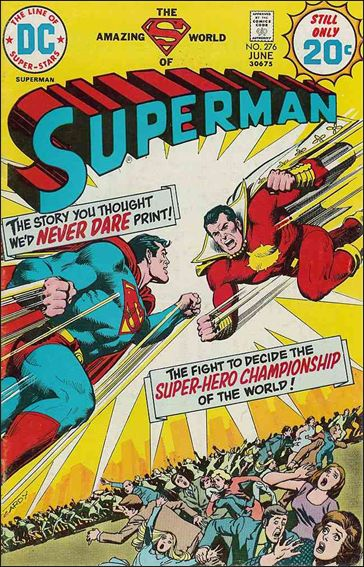 Superman (1939) 276-A by DC