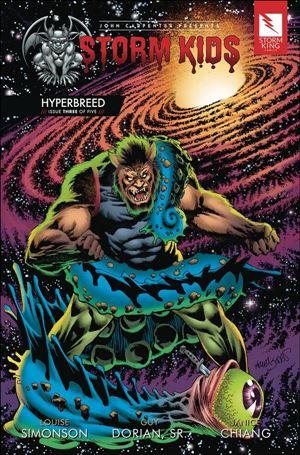 John Carpenter Presents Storm Kids: Hyperbreed 3-A