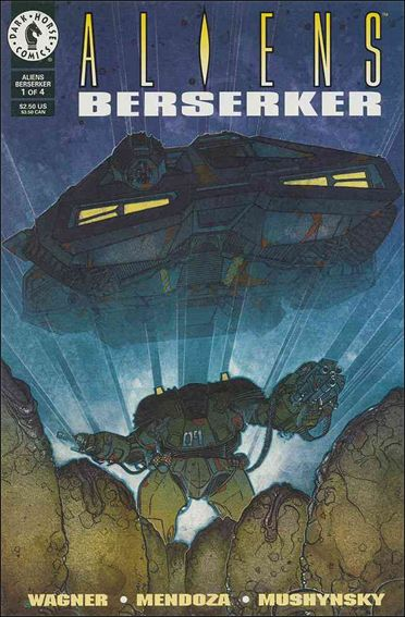 Aliens: Berserker 1-A by Dark Horse